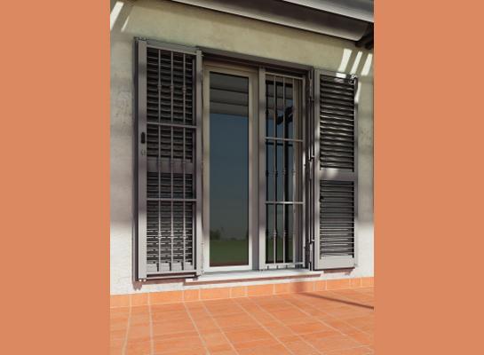 grille s curit coffre fort paraco porte. Black Bedroom Furniture Sets. Home Design Ideas