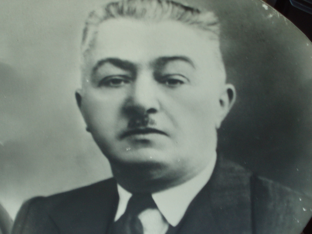 Luigi Visconti, il capostipite