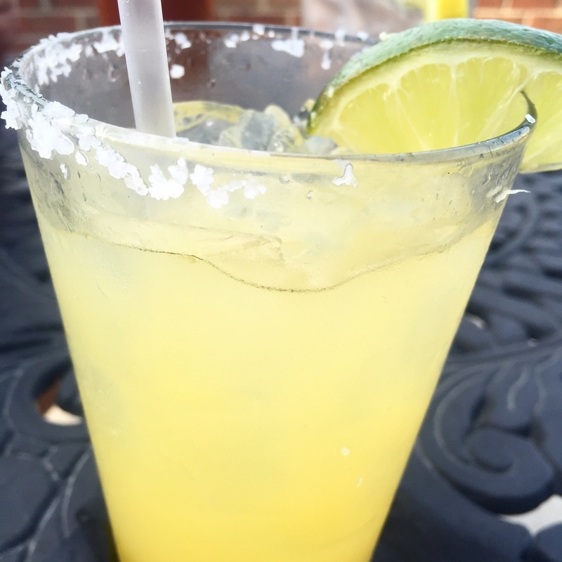 { Cinco de Mayo calls for a margarita. #festive }