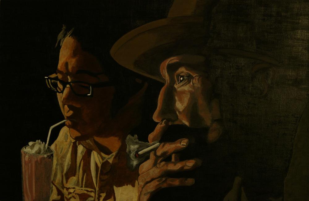 Tony and Daniel (commission)