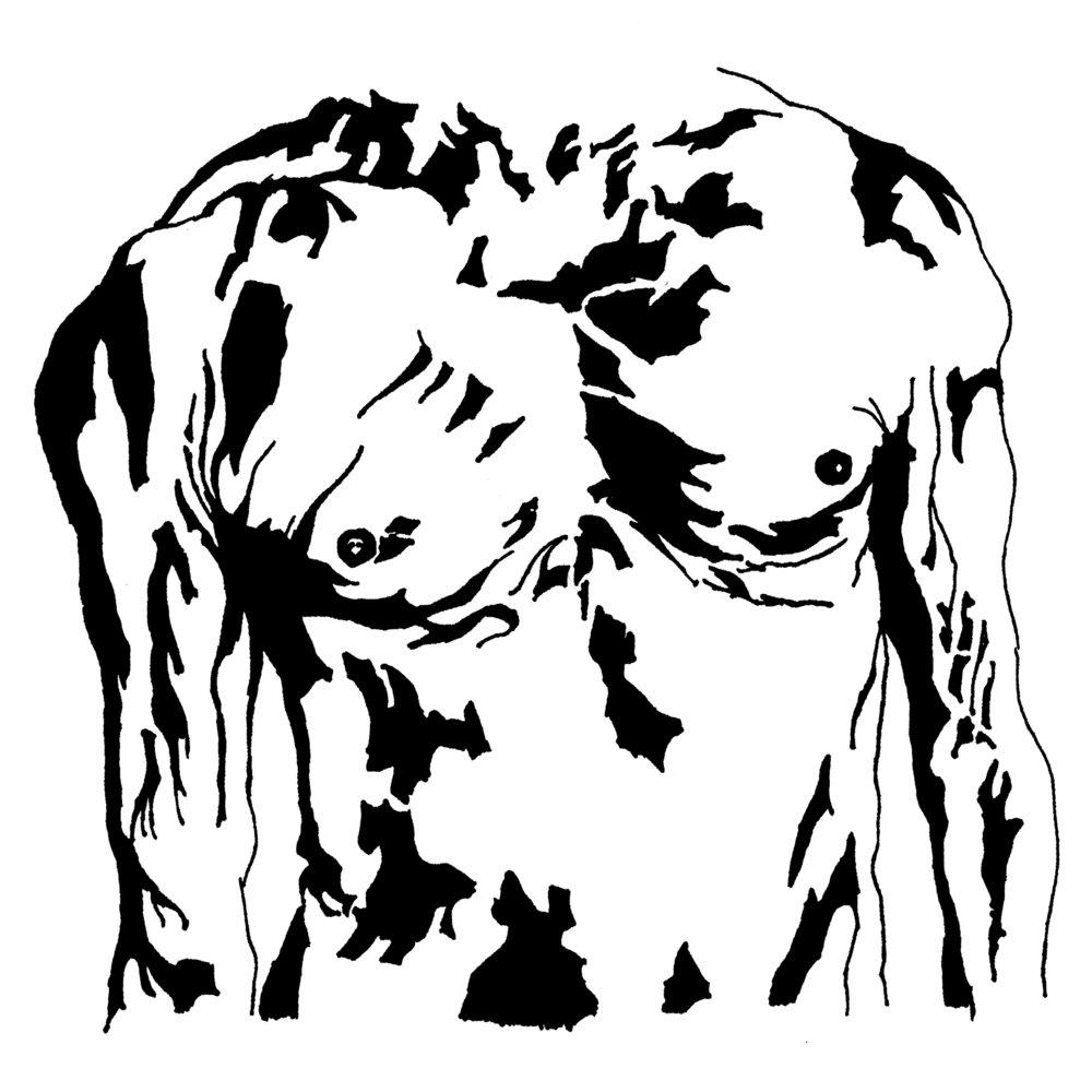 Iggy Pop's torso, 2017