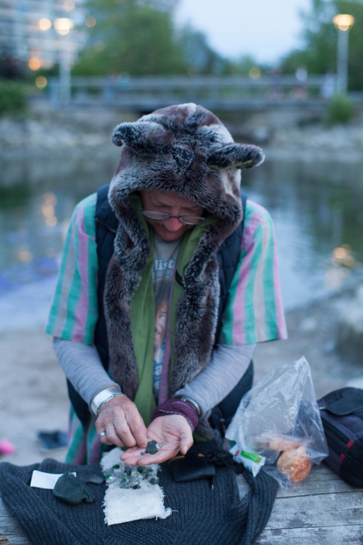 Reijo Tapani Kalliosari, a Vancouver hobo.