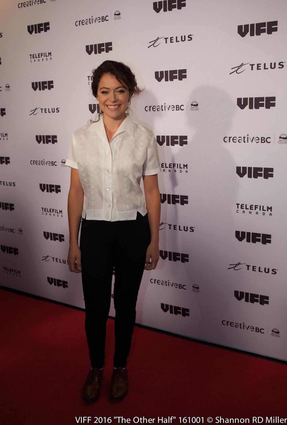 The Other Half, Actor Tatianna Maslany.
