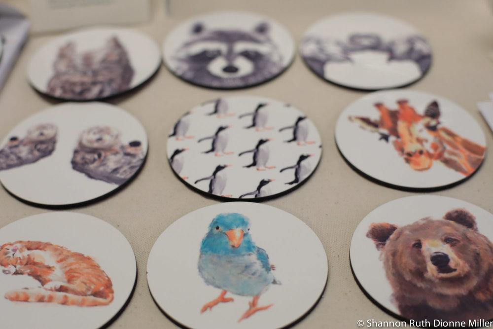 Crystal Ho, Triple Studio animal art.