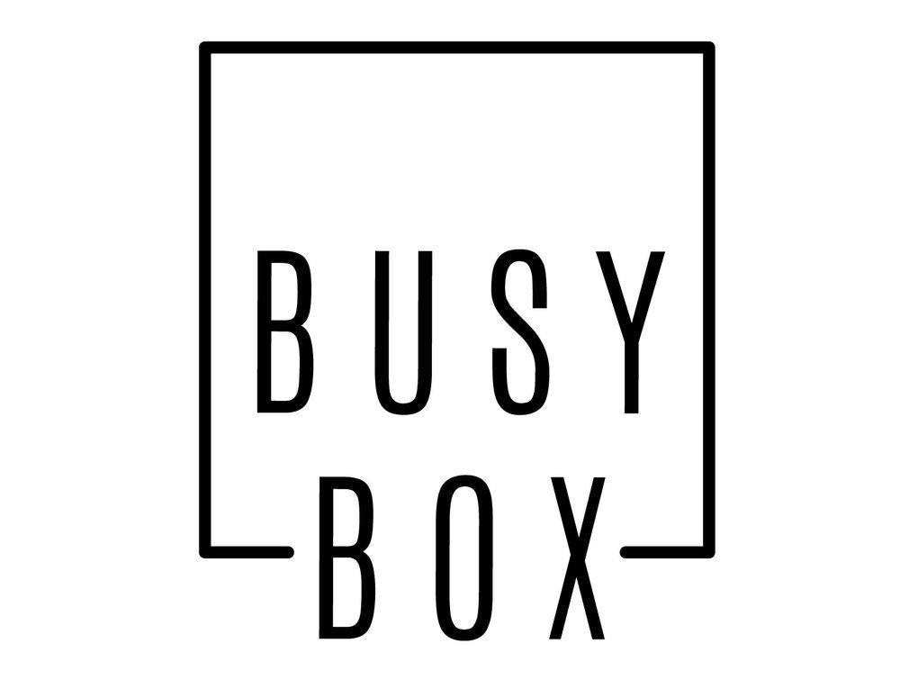 Busy Box logo