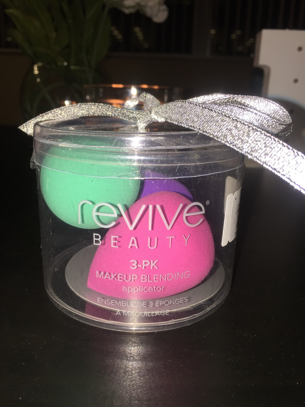 Revive Beauty 3-Pack Makeup Blending Applicator Sponges