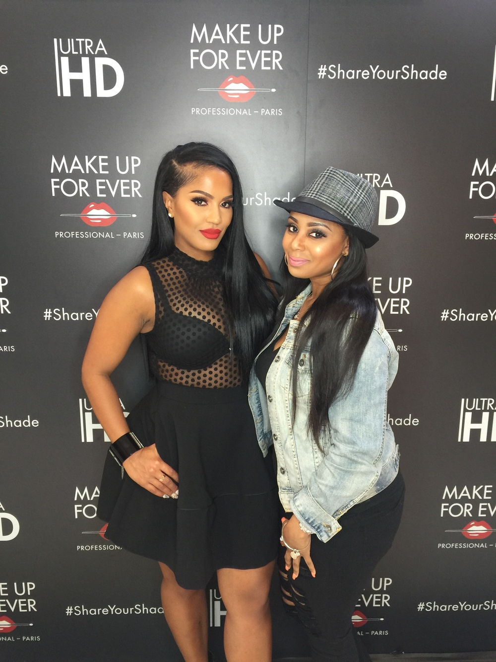 JayChantelle with MakeupShayla