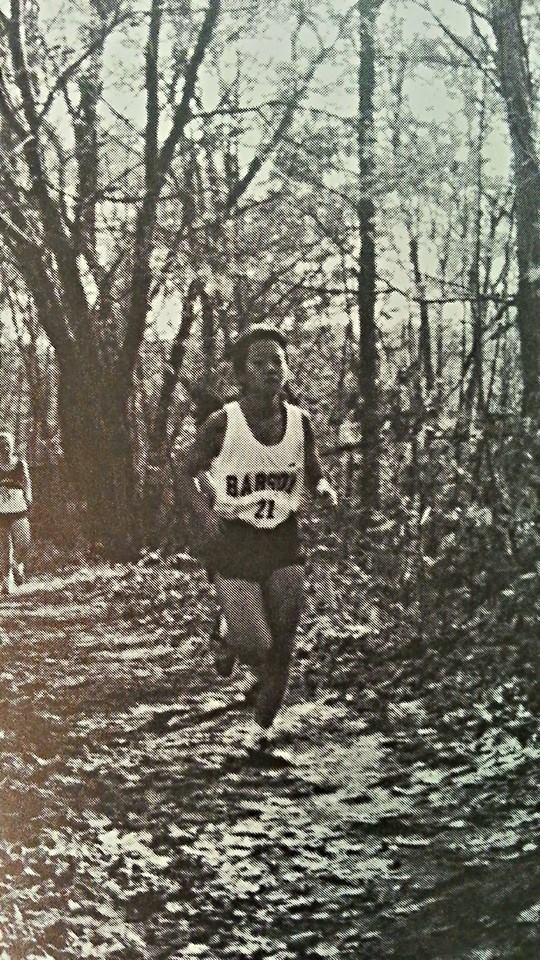 College - Cross Country - Year?  (Nope)