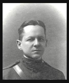 Thomas Linton Robinson  1918  Milan, Italy