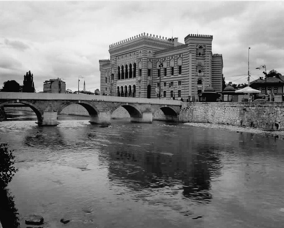 Former City Hall, Sarajevo