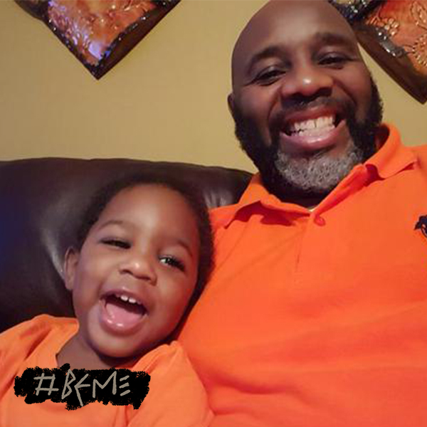 From @floyd478  Being the best father I possibly could be @Tedashii #BeMe