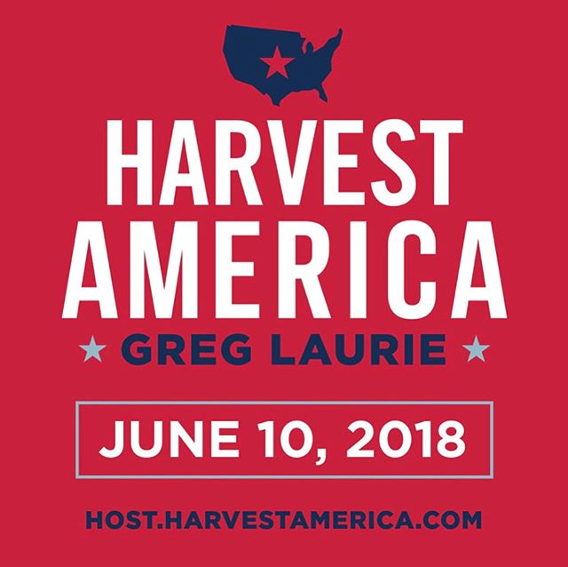 //DALLAS \\ Get ready for @harvestamerica with @greglaurie, myself, plus so many other amazing artist. Looking forward to this exciting free event at the @attstadium in Arlington. I need the metroplex there for this amazing night and pray for God to do His thing. See you there! #harvestamerica #NeverFold 💎