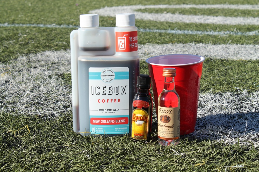 Game Day Coffee Cocktail
