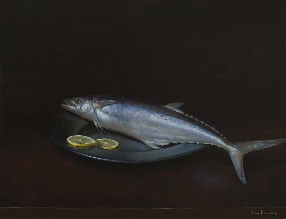 Silver King Fish