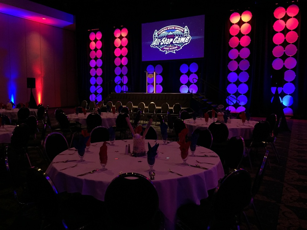 Florida Sports League All-Star Dinner