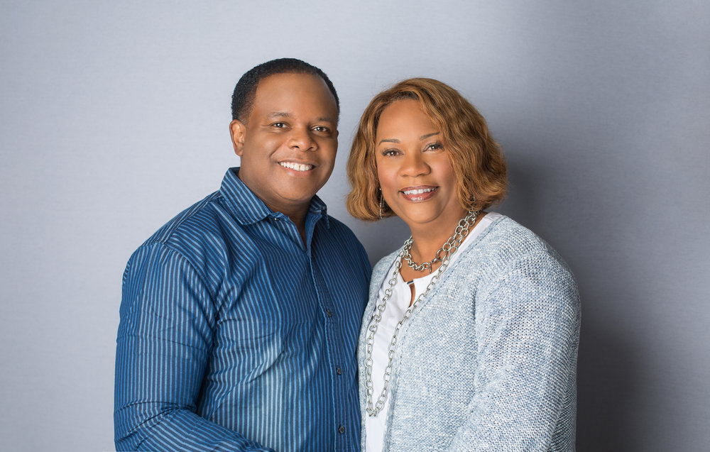 Pastor Keith and Cynthia Rogan