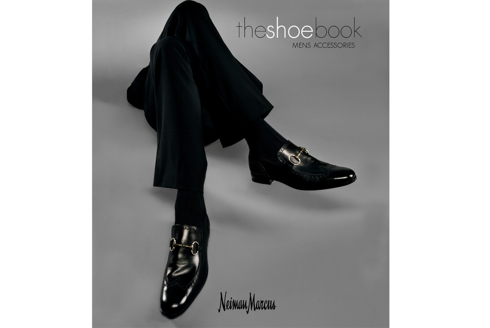 Neiman Marcus- The Shoe Book