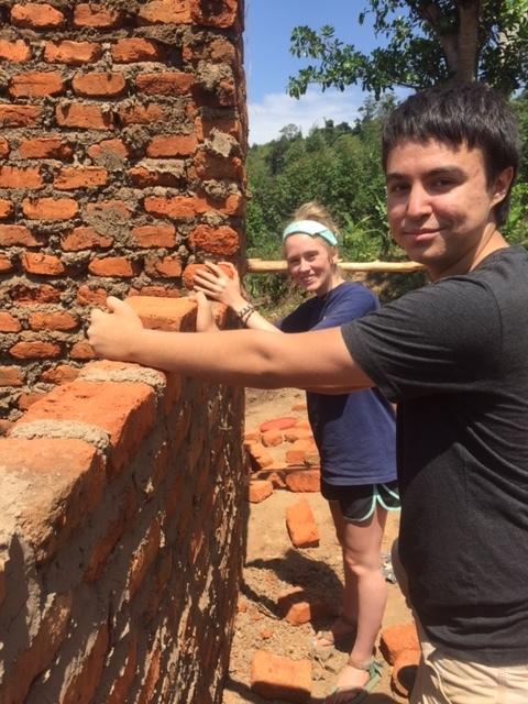 Mathew Poe, Uganda Mission Trip