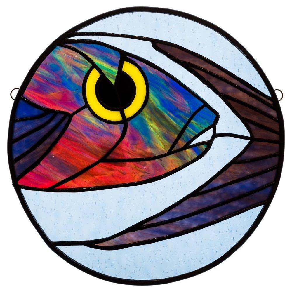 Dan's Art Nouveau Fish