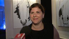 Jo-Anne Martin, directrice, développement de la marque Cavalia OdysséoPhoto : Francis Labbé