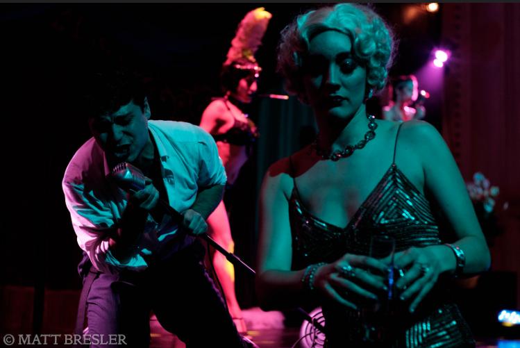 Ziegfeld Midnight Frolic