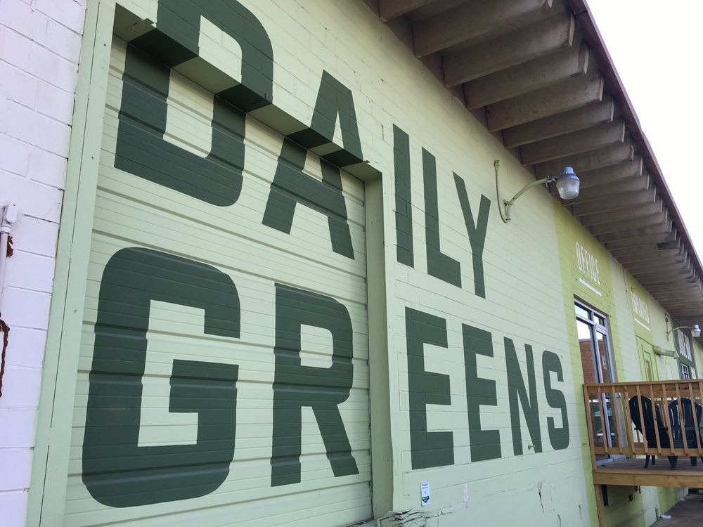 Daily Greens Headquarters, Austin, Texas