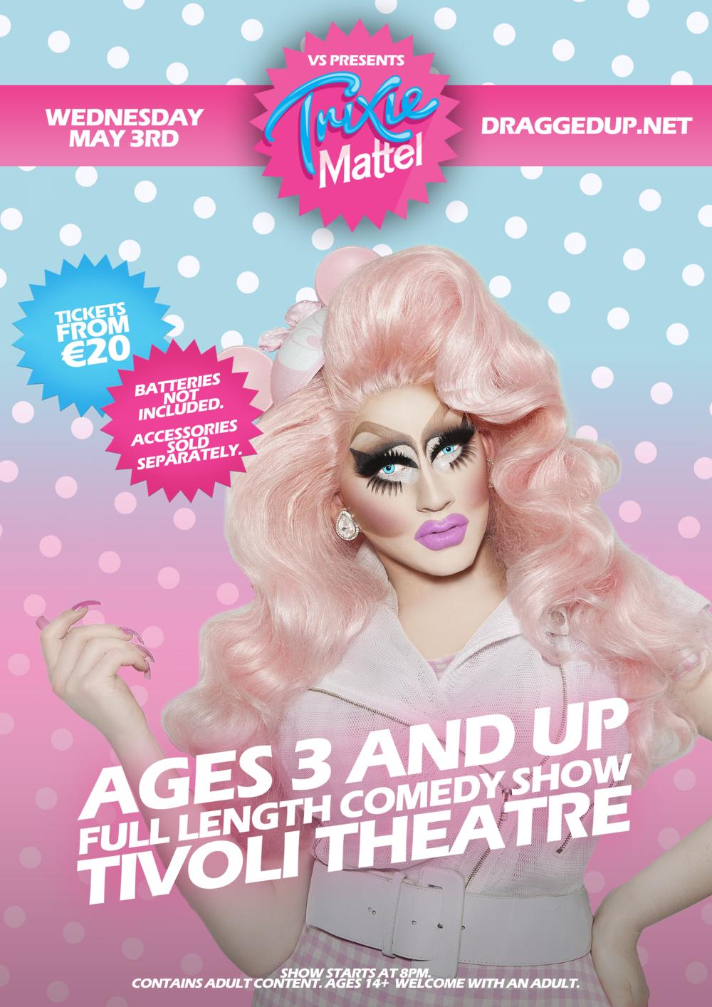 Trixie Mattel - Poster - Final.png