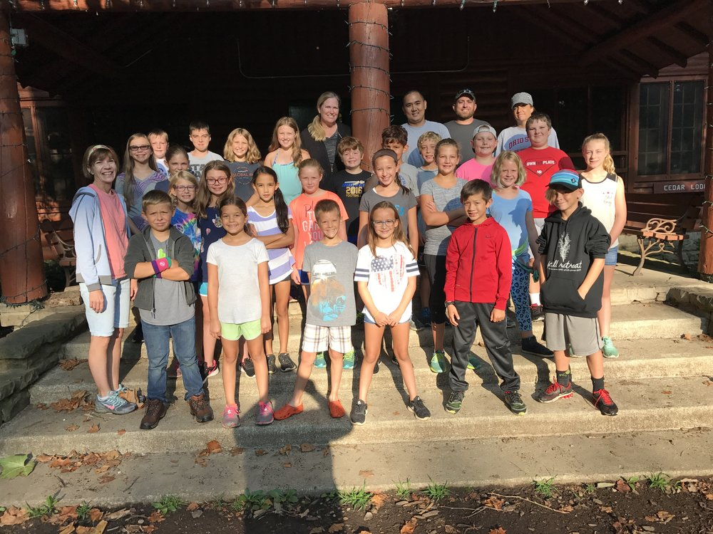 CLUB 54 - Club 54, our preteen ministry for fourth and fifth graders, gathers monthly for fun and fellowship. Activities include retreats, movie and game nights, themed parties, and service projects.