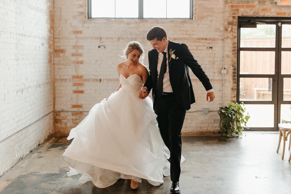 Brake and Clutch Warehouse Industrial Dallas Wedding -68.jpg