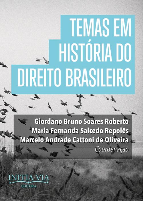 Temas em História do Direito Brasileiro