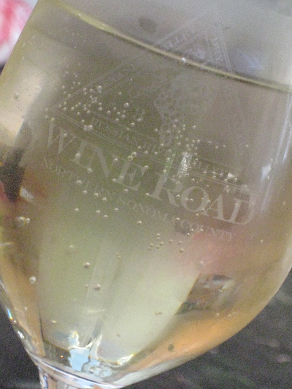 wine road glass