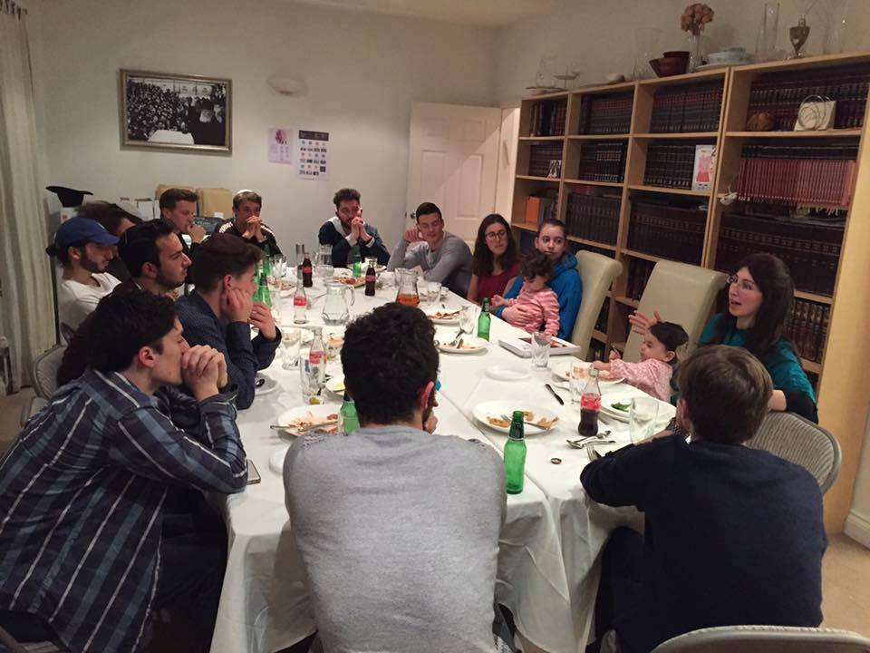 Dinner & Discussion