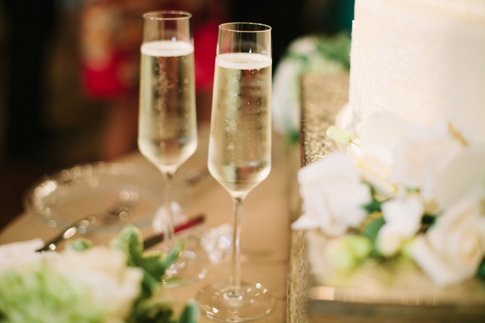 Champagne Flutes | Greg Boulus Events, Augusta GA.