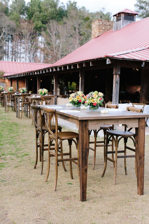 Inn at Serenbe wedding planner