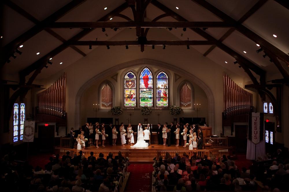 Trinity on the Hill, Augusta GA wedding planner