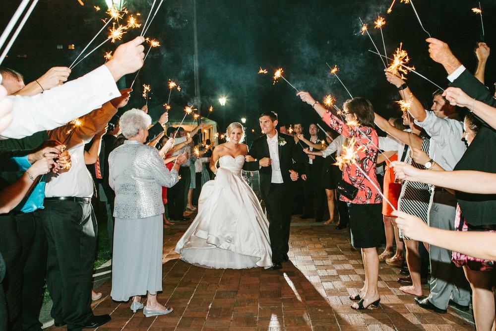 sparkler-exit-augusta-ga-wedding-planner
