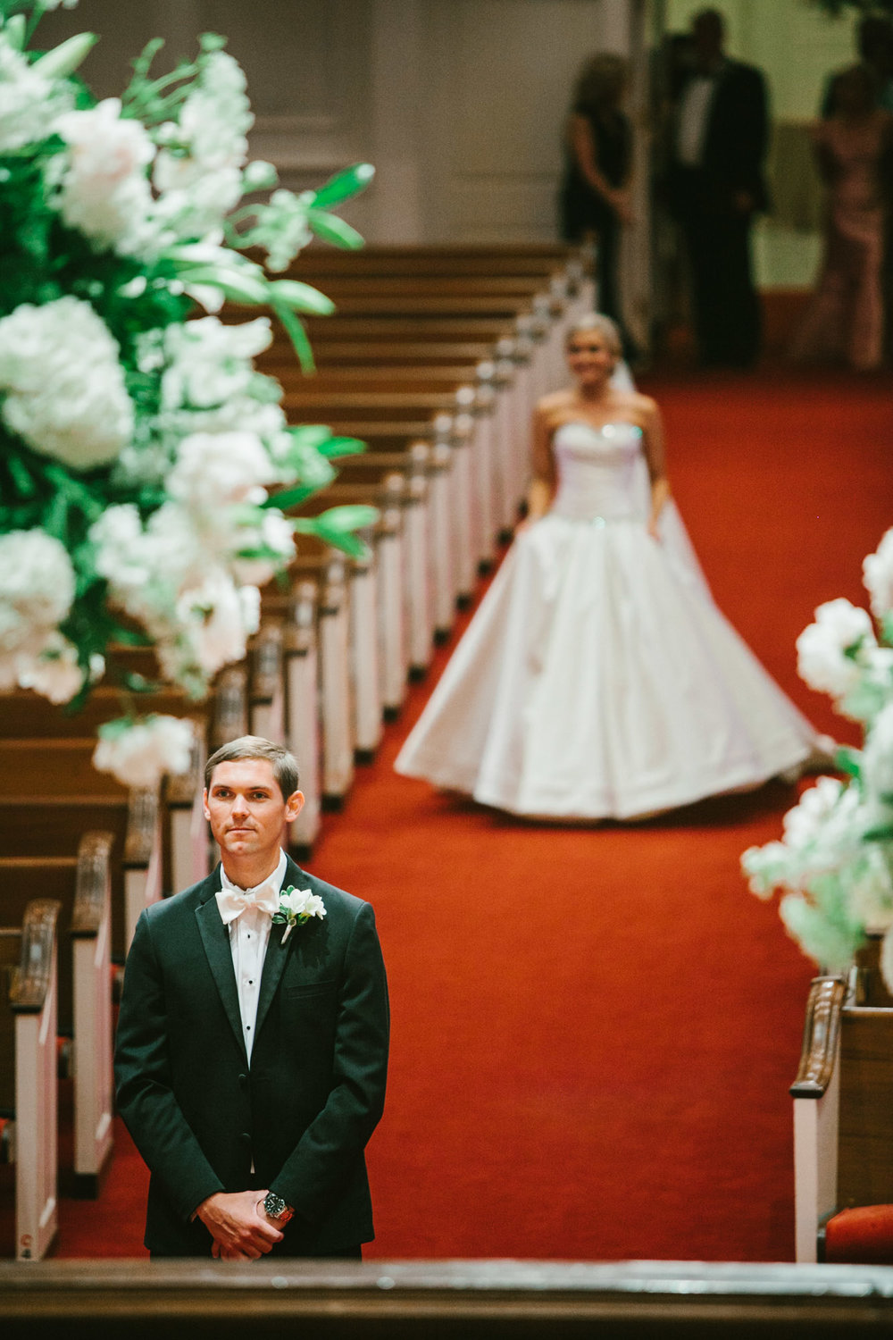 First look wedding inspiration pictures