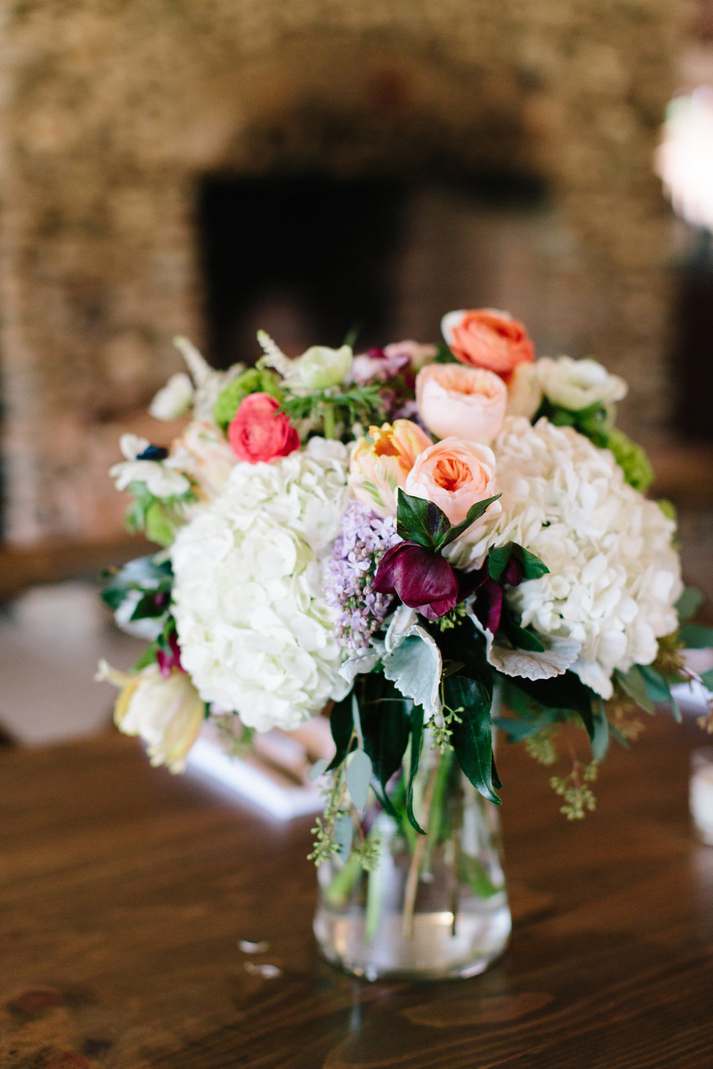 Colorful wedding flowers inspiration