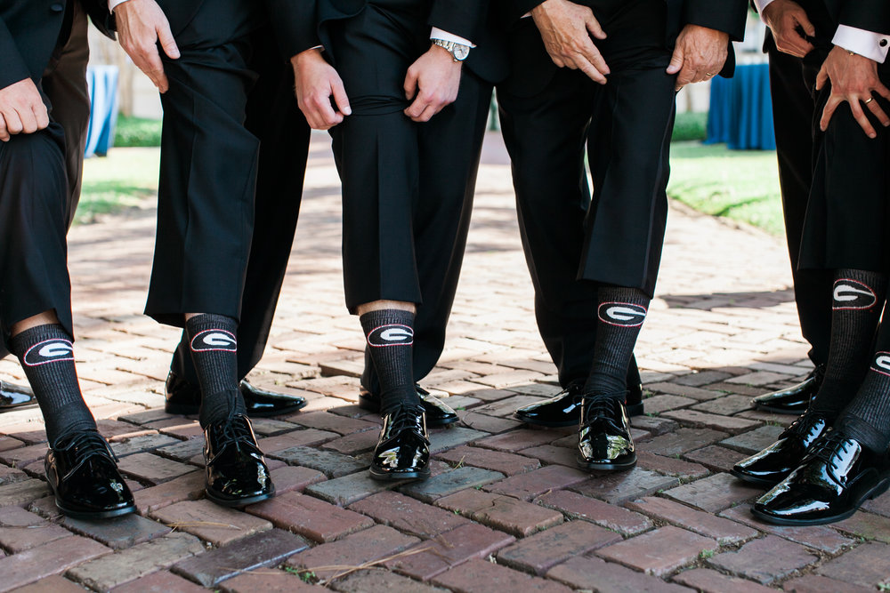 groomsmen-socks-greg-boulus-events-augusta-georgia
