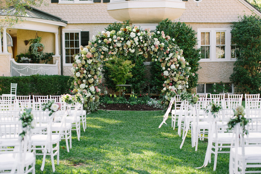 A Wedding Must-Have, Flower Arch Inspiration | Wedding Planning Tips ...