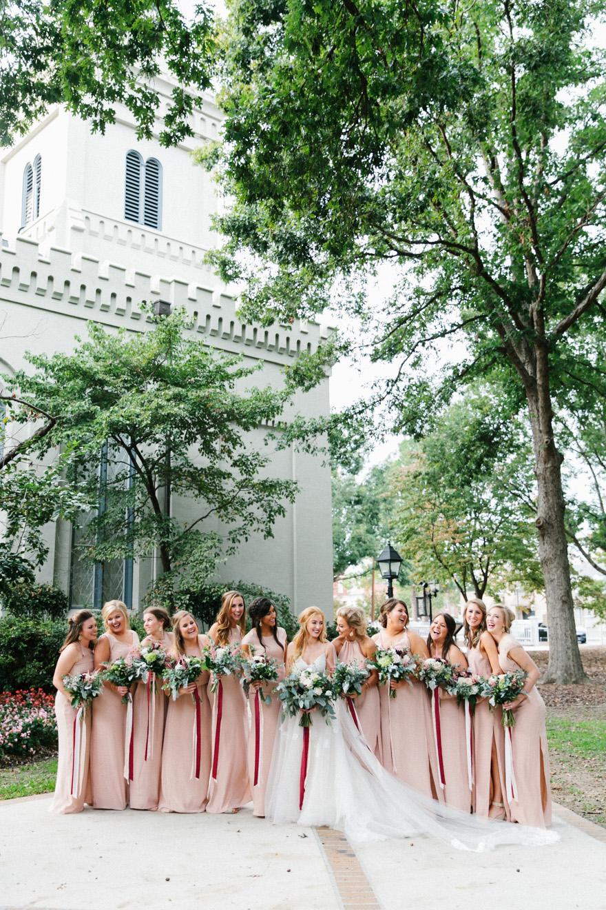 blush wedding augusta ga planner