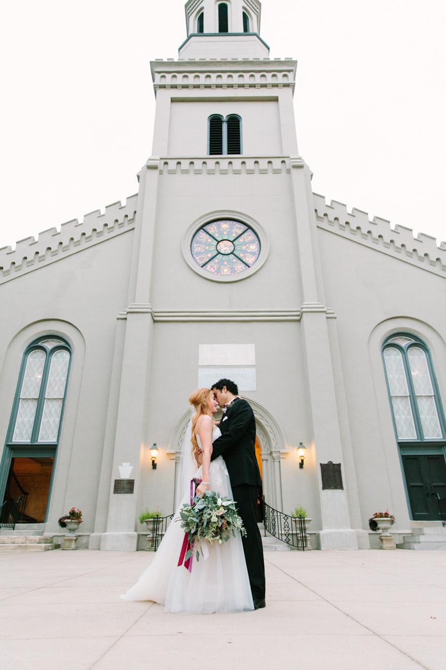 first presbyterian fall wedding