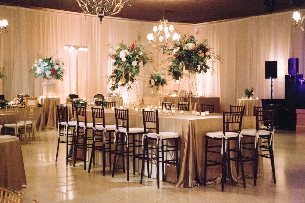 richmond on greene reception