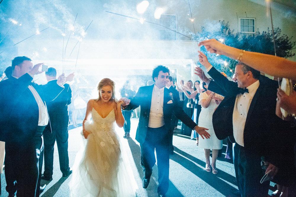 southern wedding planner