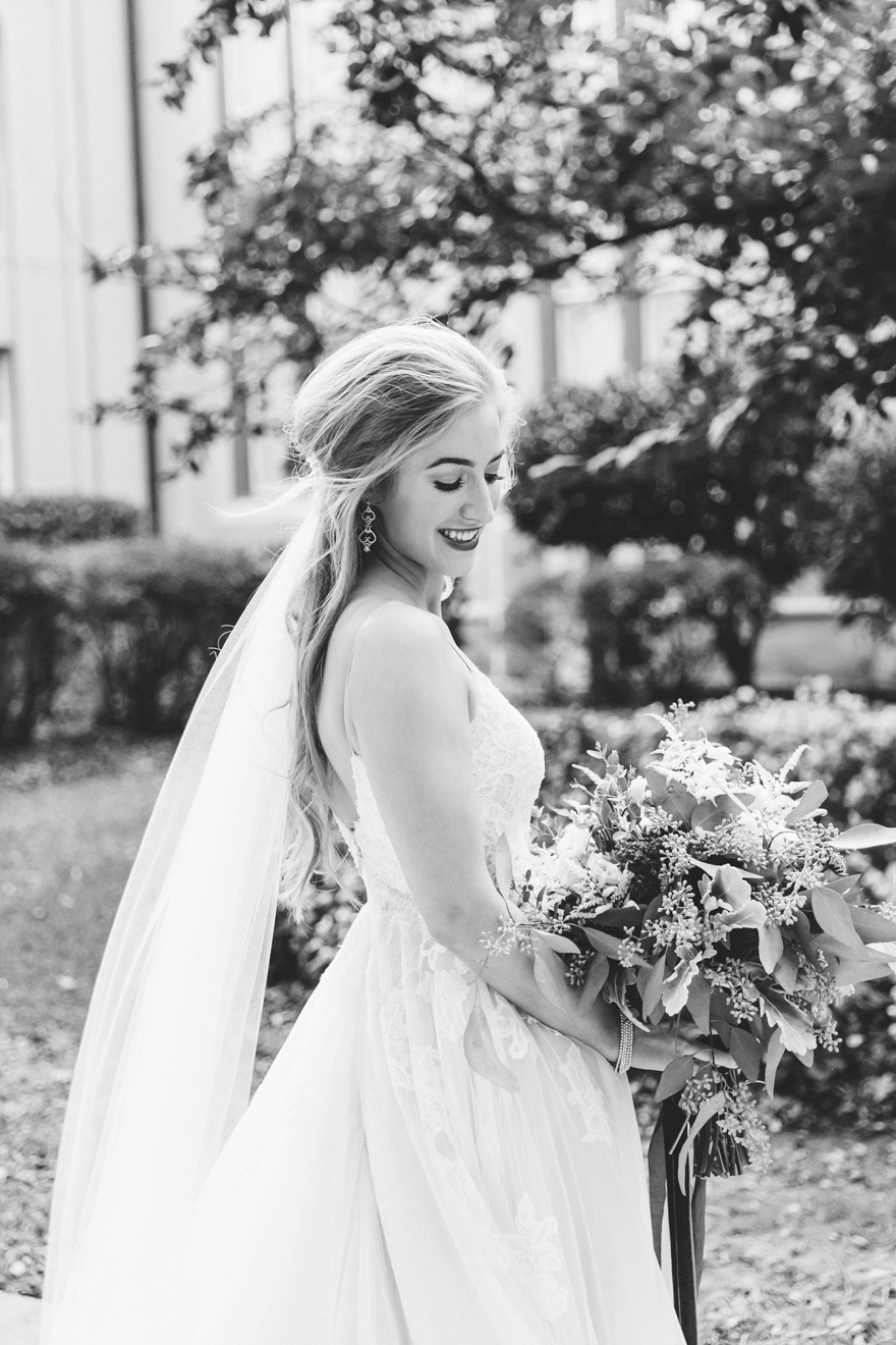 augusta georgia bridal portraits