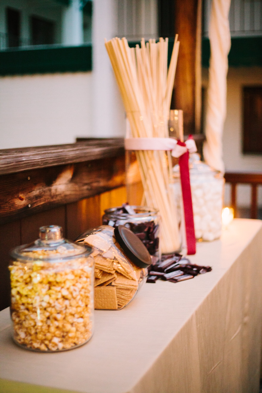 smores bar augusta ga wedding