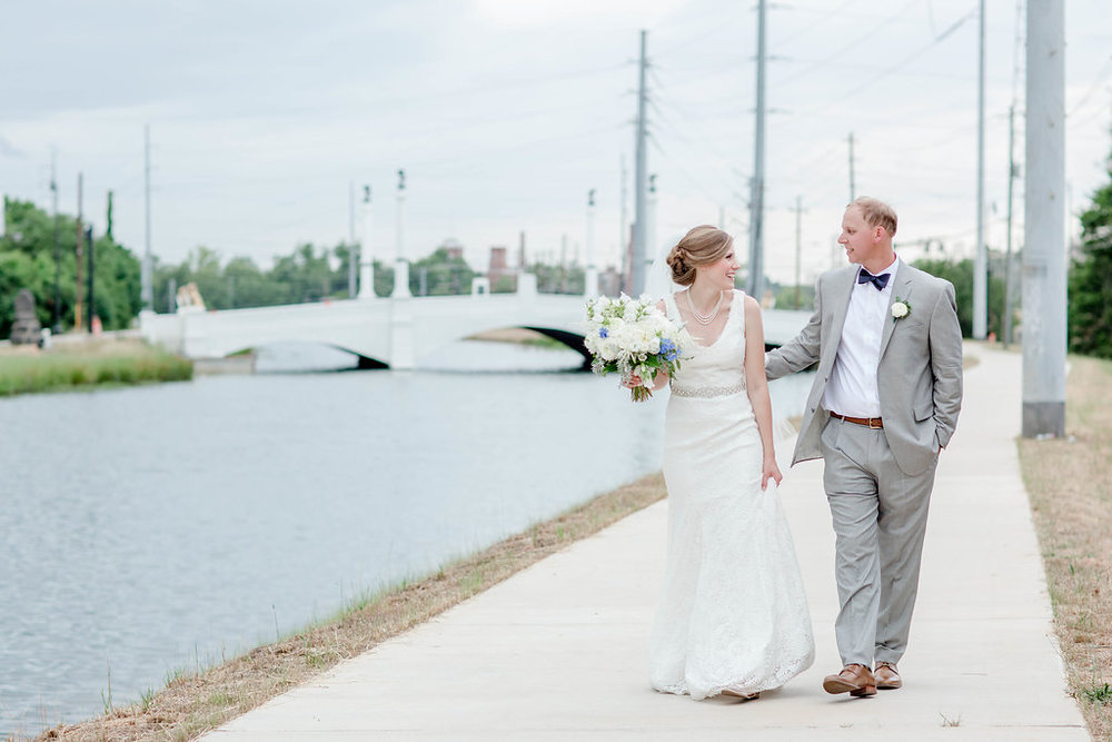 Savannah River wedding photo Augusta GA