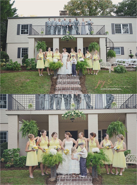 maggie u0026 tyson married morganton wedding photographers u2014 joy