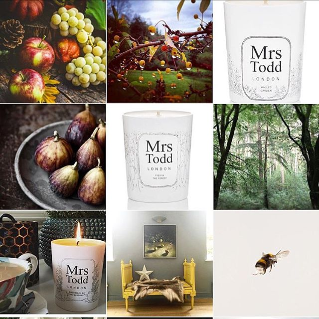 Just looking at some throw images from last Autumn, still one of my favourite seasons #bespoke #candles #beautybloggers #candle #autumn #artisan #handmade 🍂🍃🍁