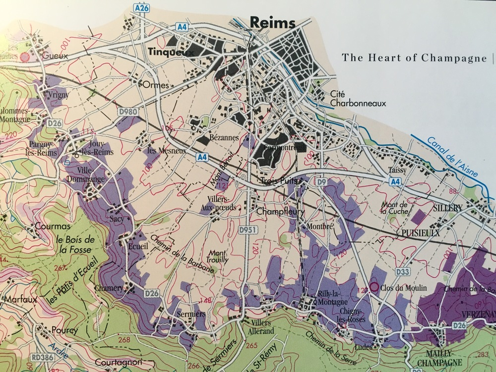 "From ""The World Atlas of Wine 7th Edition,"" by Hugh Johnson & Jancis Robinson."